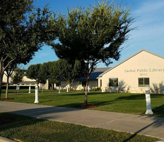 Sachse Public Library